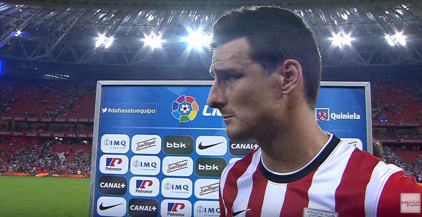 Aritz Aduriz San mamés Athletic Bilbao KGT makusi