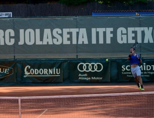 Dos semanas de tenis profesional en Euskadi