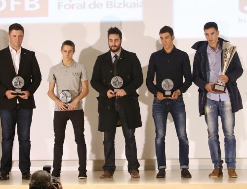 Gala del Deporte de Bizkaia 2016